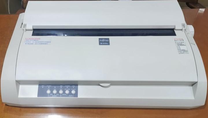 FUJITSU DL-3850+ A3尺寸點矩陣印表機