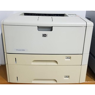 HP 5200tn A3印表機+雙面列印+記憶体192mb+網卡+第三紙匣