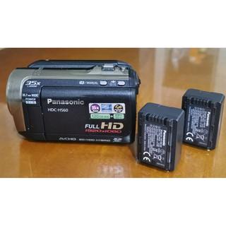 panasonic HD 120G硬碟式攝影機[品相佳]