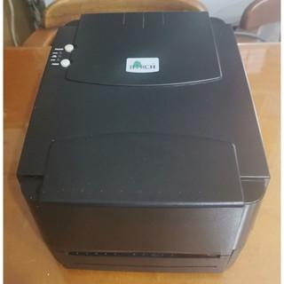 BIRCH BP-744 PLUS 熱感熱轉兩用USB中文條碼標籤