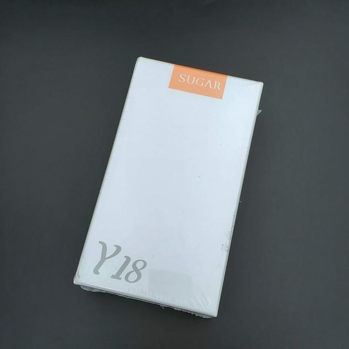 全新未拆 台灣公司貨 SUGAR Y18 3+64G 6吋 美拍雙鏡頭 香檳金 Gold