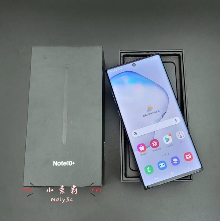 SAMSUNG Note10+ 6.8吋 12G 256G 星環黑 N9750 Note 10 Plus 三星