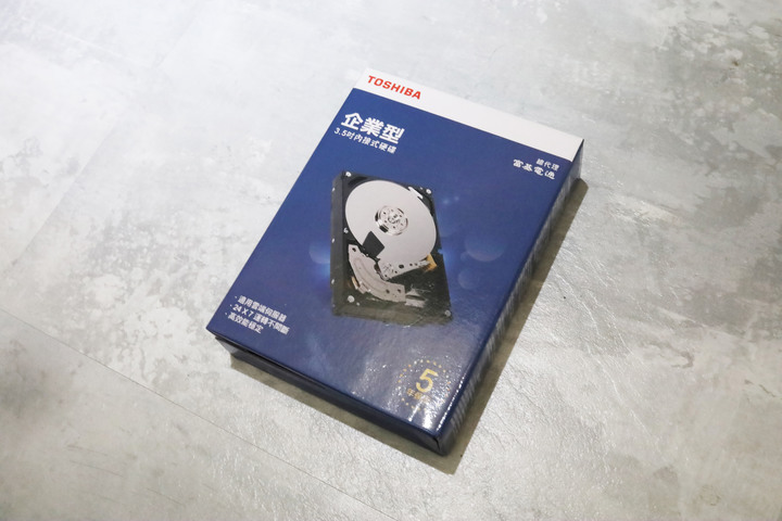 TOSHIBA【企業碟】10TB 3.5吋 硬碟 MG06ACA10TE 企業級硬碟
