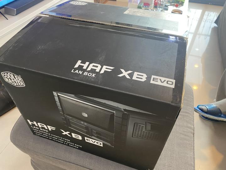 cooler master HAF XB EVO版