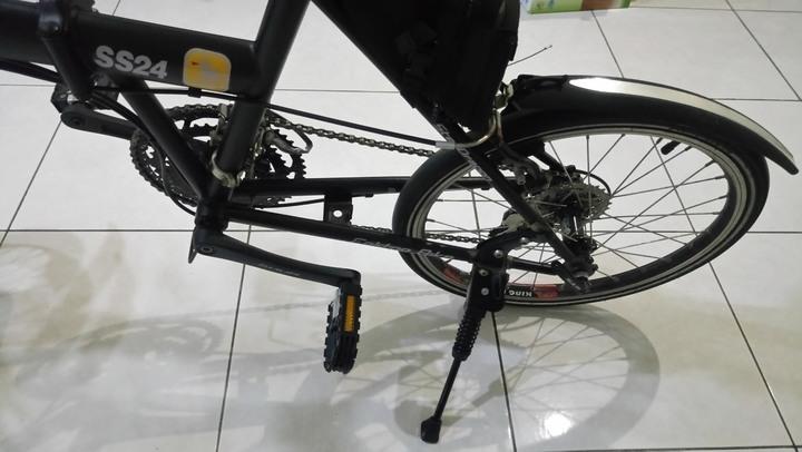 StepDragon SS24 折疊腳踏車