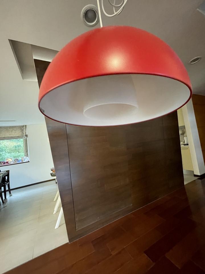 IKEA 廚房吊燈  飛利浦日光燈830 4000K 燈具+燈管