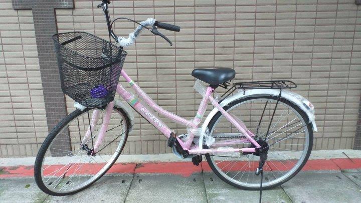 Leppa 26吋腳踏車、淑女車、自行車、單車(送車鎖)