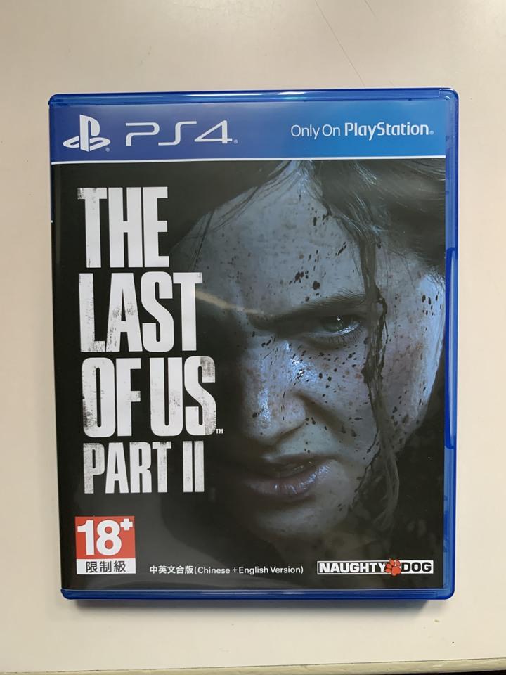PS4 最後生還者 2