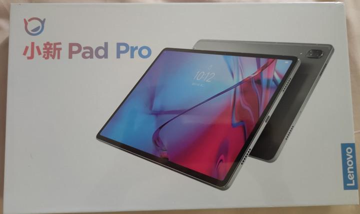 全新未拆 聯想 小新 pad Pro 2021 (高通870)平板電腦