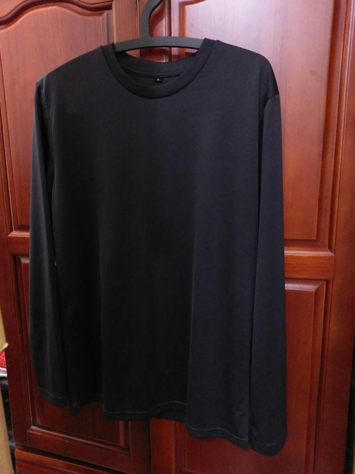 【CoolMax Extreme】 吸濕排汗長袖運動T恤