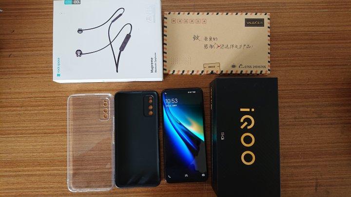 IQOO Z1  5G雙卡雙待  MTK天璣1000Plus 6/128G