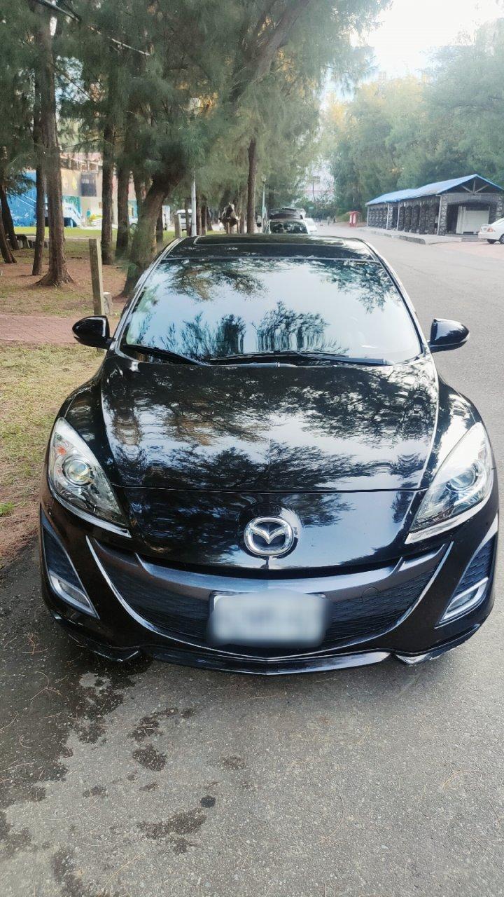 自售 2011年 Mazda 3 2.0 5D 型動版