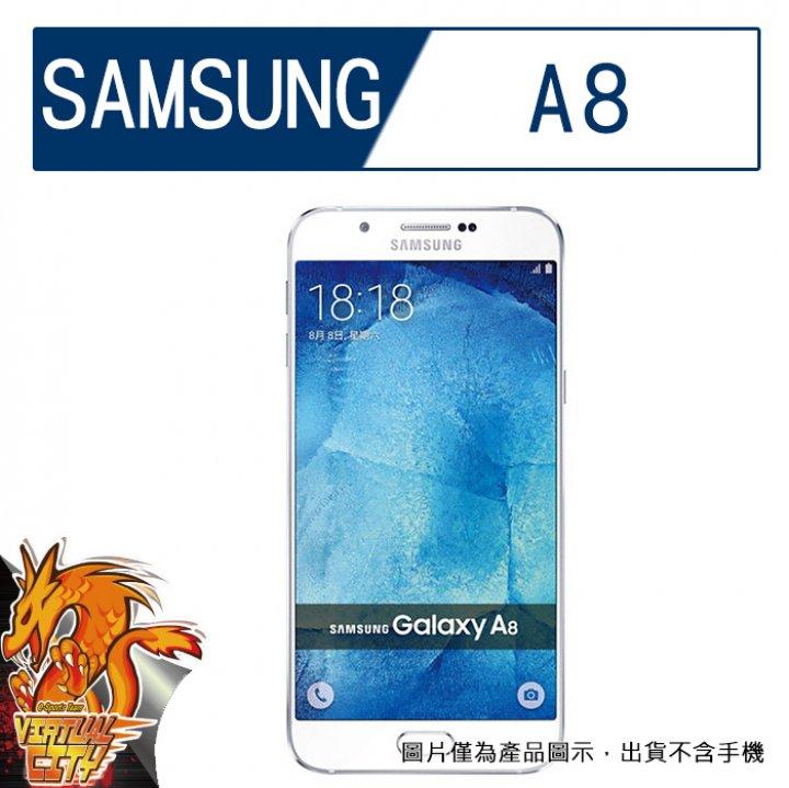 【桃園-虛擬城市】Samsung Galaxy A8-9H 2.5D 頂級鋼化玻璃膜螢幕保護貼