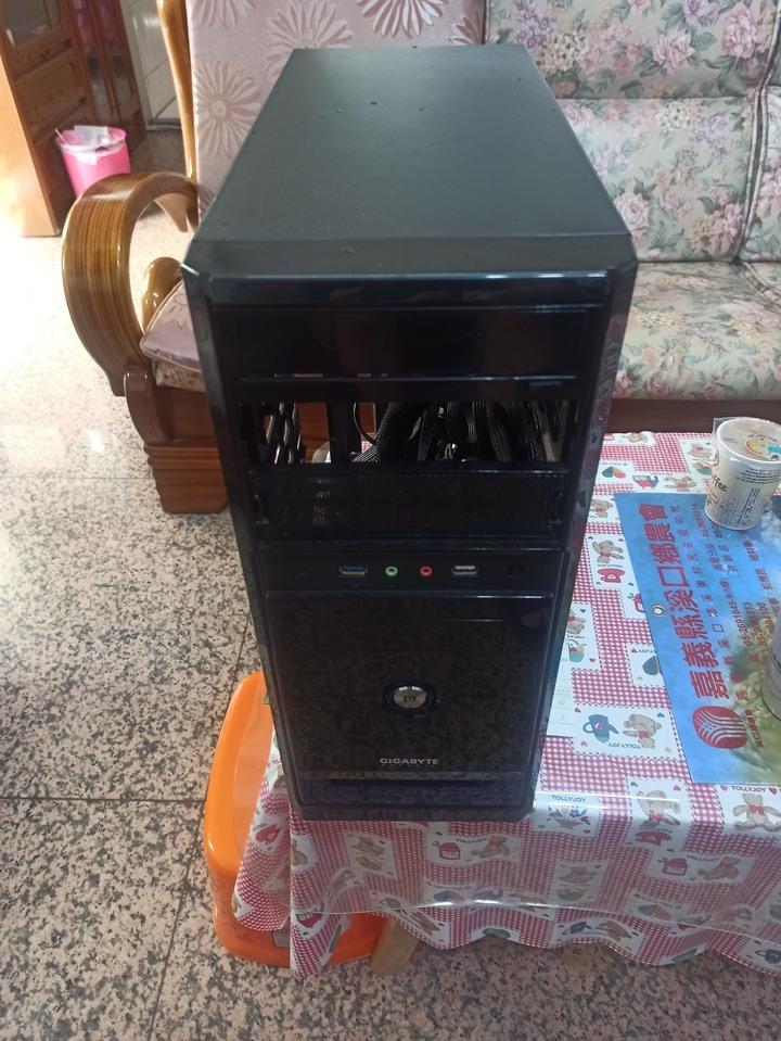 技嘉 前置 USB3.0 黑色機殻