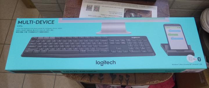 羅技鍵盤 K375S