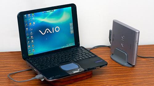 二手 筆電 SONY VAIO SRX 日規 整套配件 盒單全