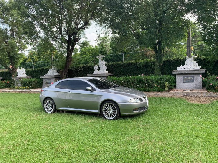 Alfa Romeo GT 2.0 SS