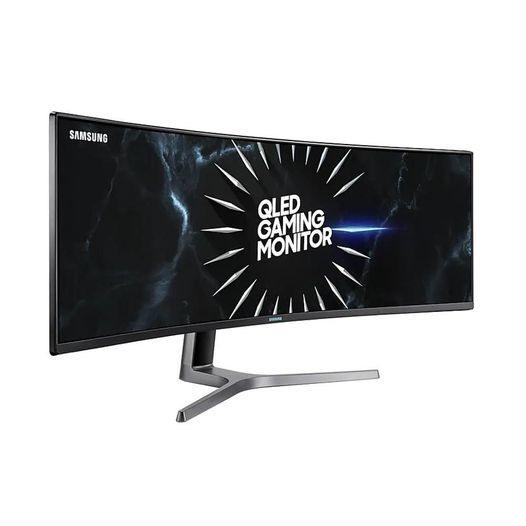 Samsung C49RG90SSC 49型 Dual QHD 曲面超寬電競螢幕