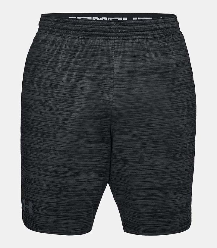 Under Armour MK1 迷彩灰短褲 機能褲 UA 機能排汗快乾 Size:XL
