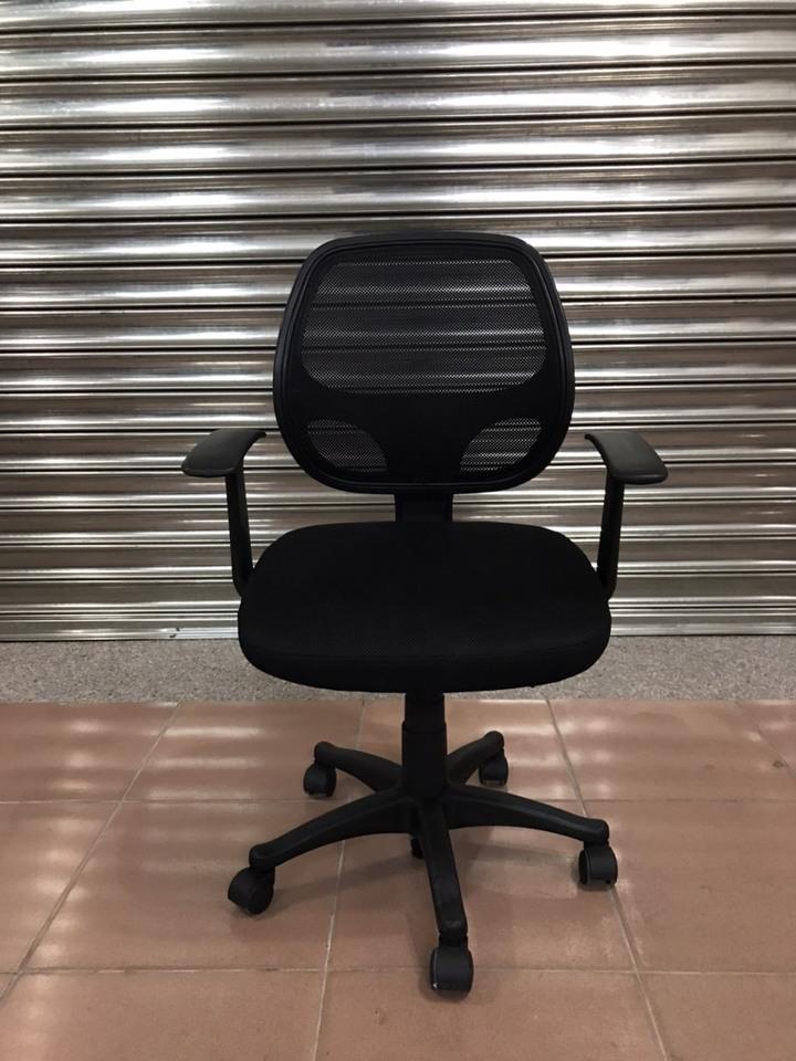 黑色電腦椅