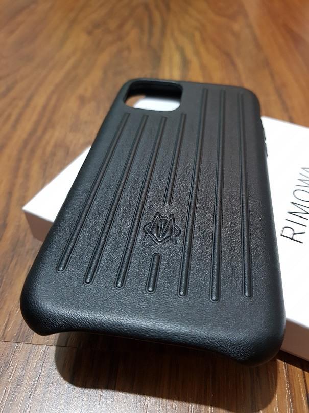 RIMOWA x iphone 11 pro 真皮保護套