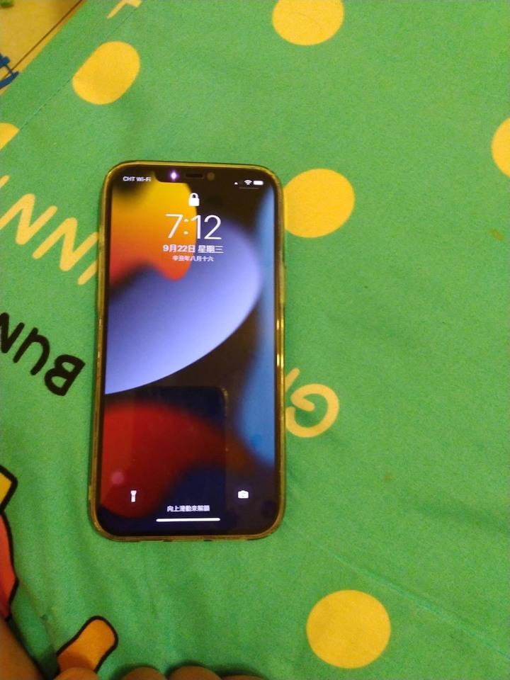 保內iPhone 12 Pro Max 512G太平洋藍,全機包膜,完整盒裝,9.8成新以上,完整無傷