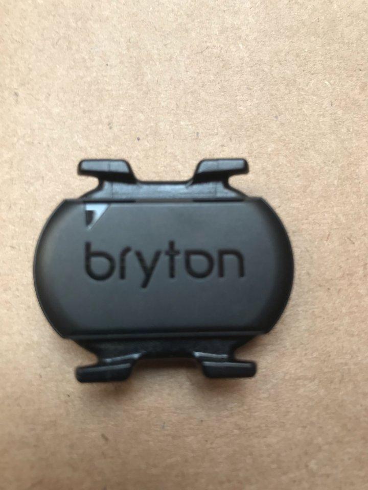 Bryton 迴轉速感應器