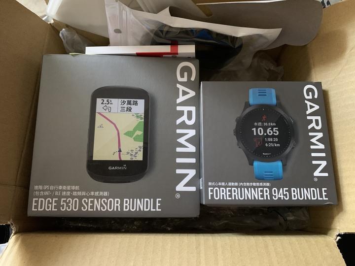 Garmin Forerunner 945(含動態感測器)