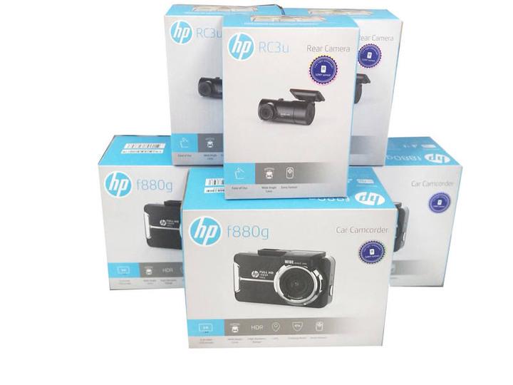 詢問有優惠喔 HP F880G【送128G】前後雙錄 STARVIS 星空級 感光元件 測速提示 行車記錄器