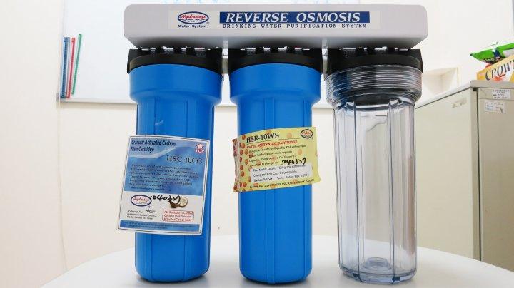 廚下型三道 淨水器/濾水器/過濾器 (含一組濾心)