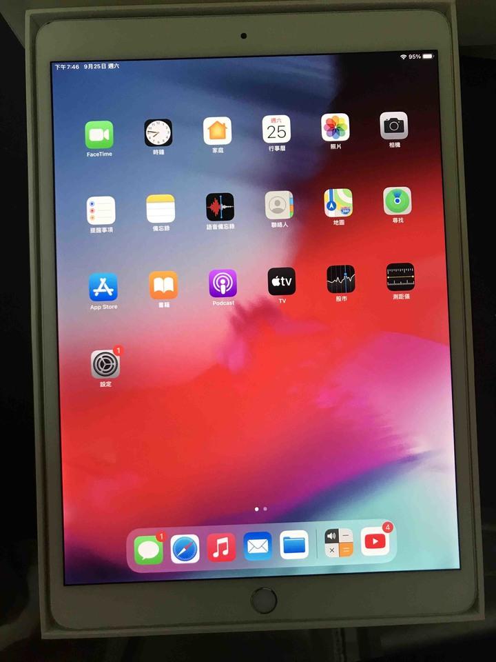 Apple iPad Pro 10.5吋 2018生產 64GB