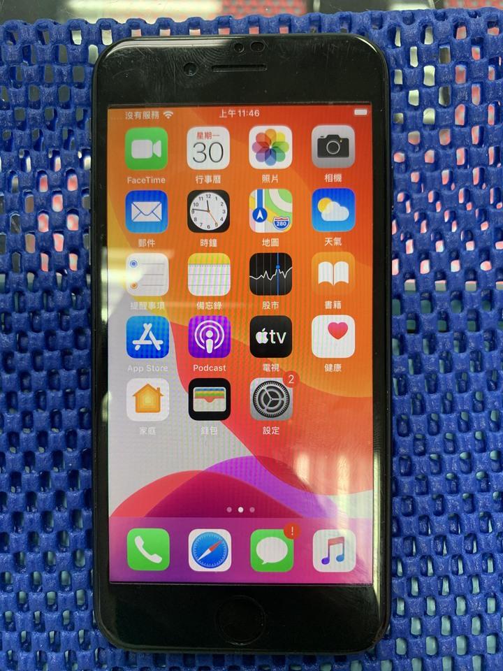 iphone 7  128GB 黑