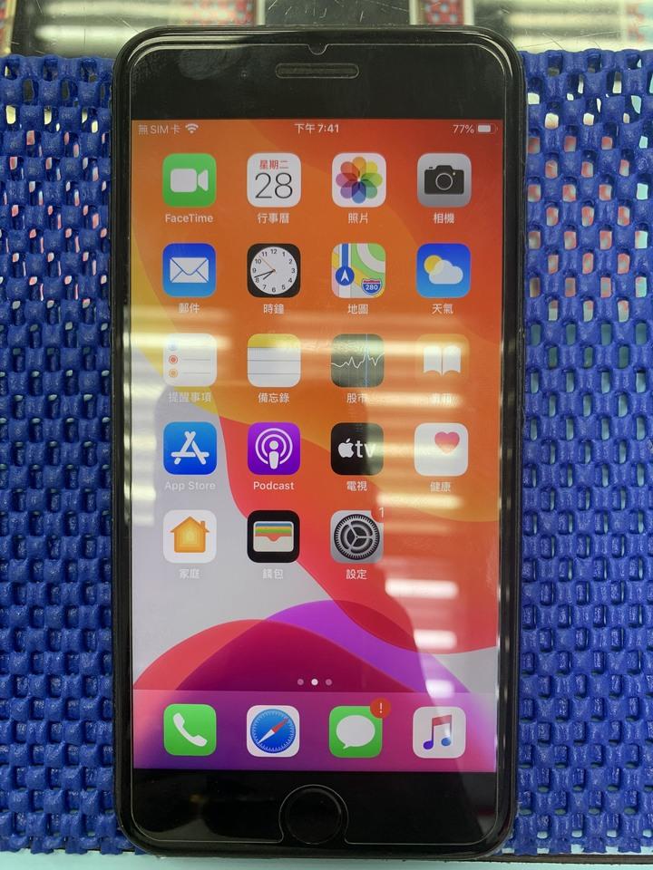 iphone 7  PLUS 128GB 黑