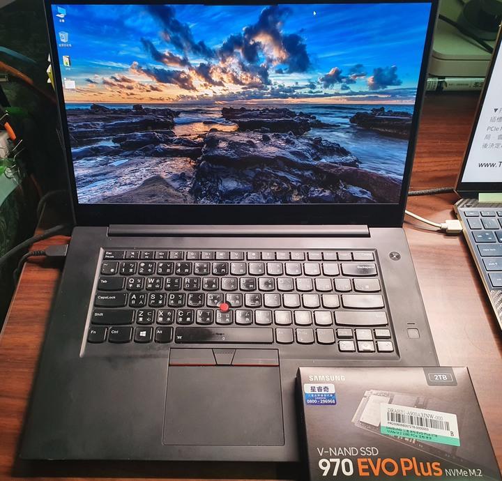ThinkPad P1 工作站 ( 第1 代 ) _ 客制機
