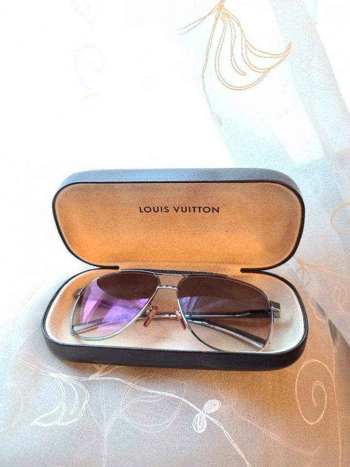 LV 路易威登 精品 太陽眼鏡 全框 金屬