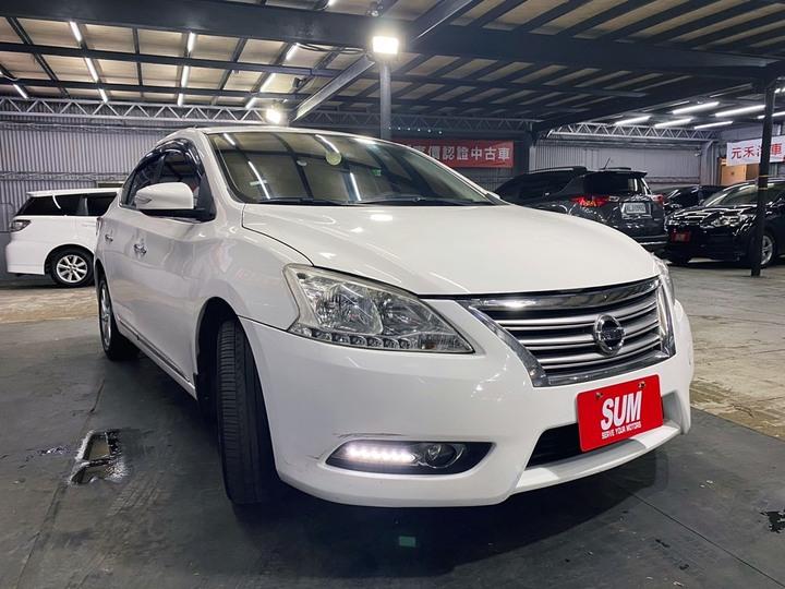 2014 NissanSuper Sentra1.8L