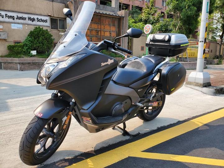 HONDA NC700D DCT ABS