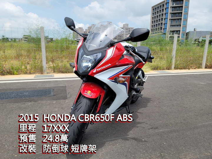 HONDACBR650FABS