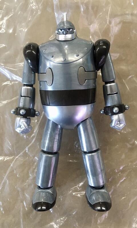 超合金魂 GX-24N 金屬原色版鐵人28