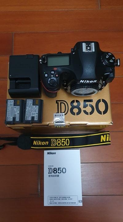 Nikon D850國祥公司貨