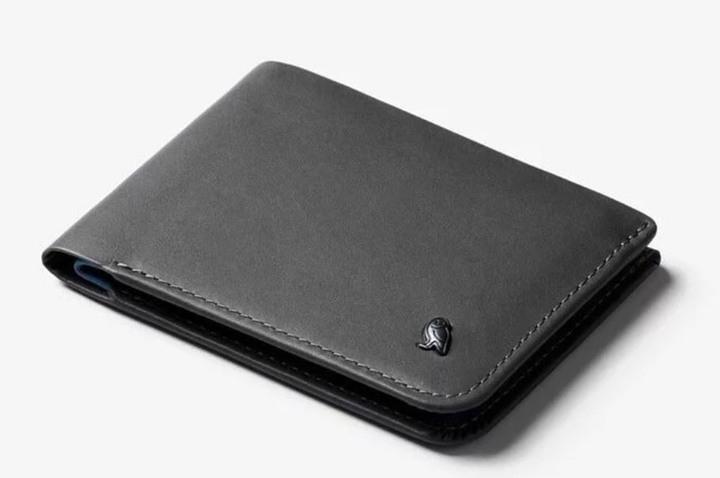 Bellroy Hide & Seek Wallet 橫式真皮皮夾
