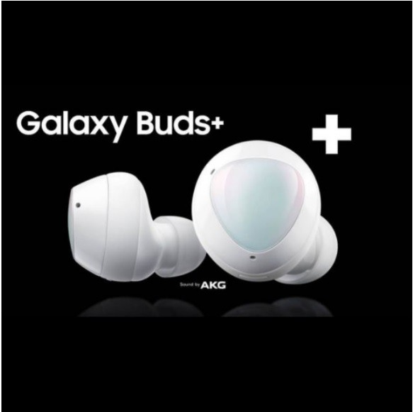 Samsung Galaxy Buds+ 真無線藍牙耳機 (月光白)
