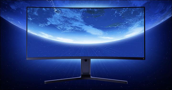 小米 曲面電腦螢幕 34吋