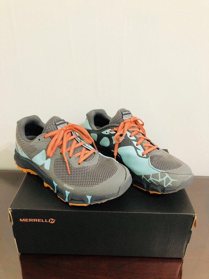 MERRELL AGILITYFLEX GTX 野跑女鞋-灰(09646)  含運