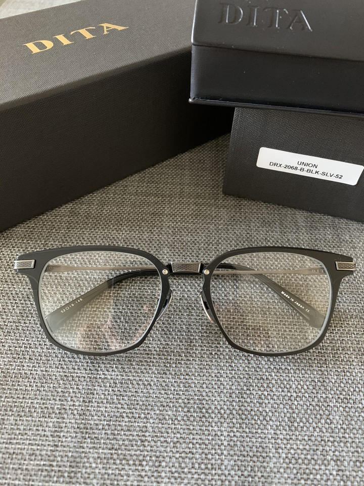 DITA United Union DRX 眼鏡 墨鏡 鋼鐵人