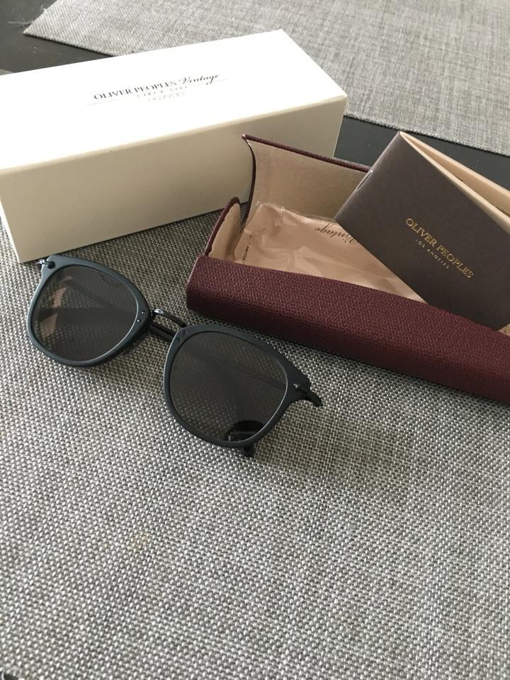 Oliver Peoples OP-506 墨鏡 太陽眼鏡