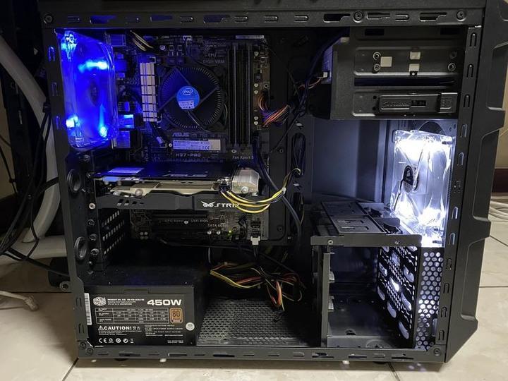 Xeon E3-1231 V3 獨立顯示卡GTX960電腦