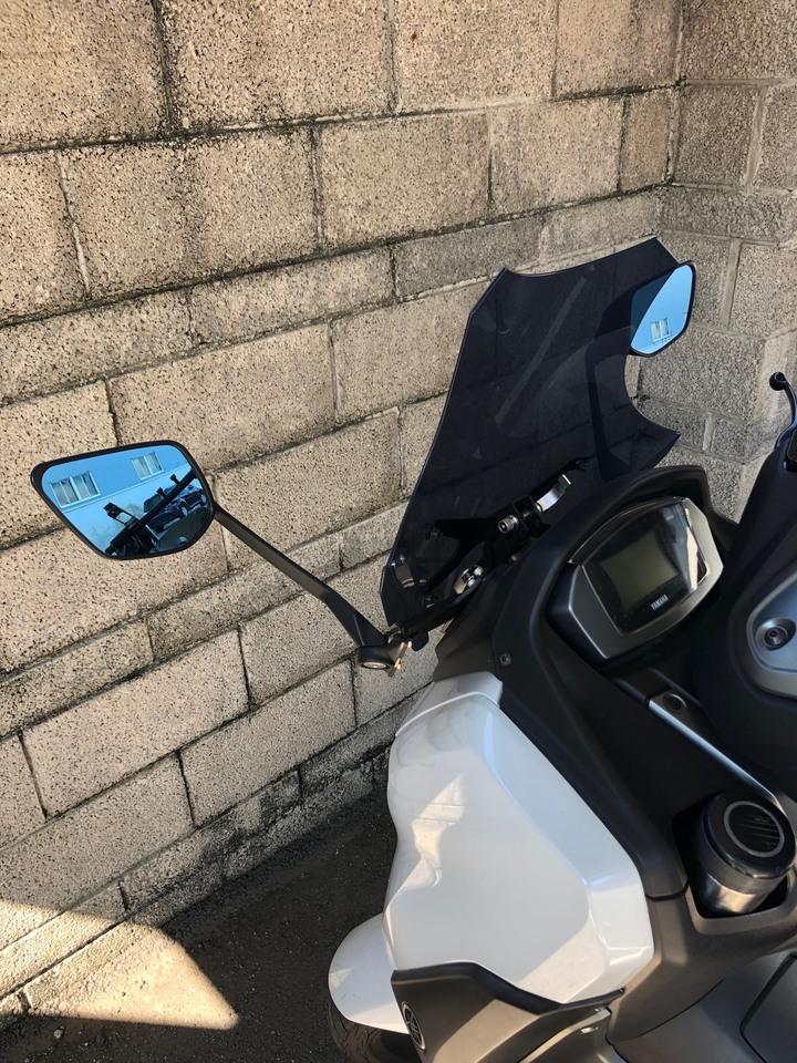 nmax 前移風鏡組