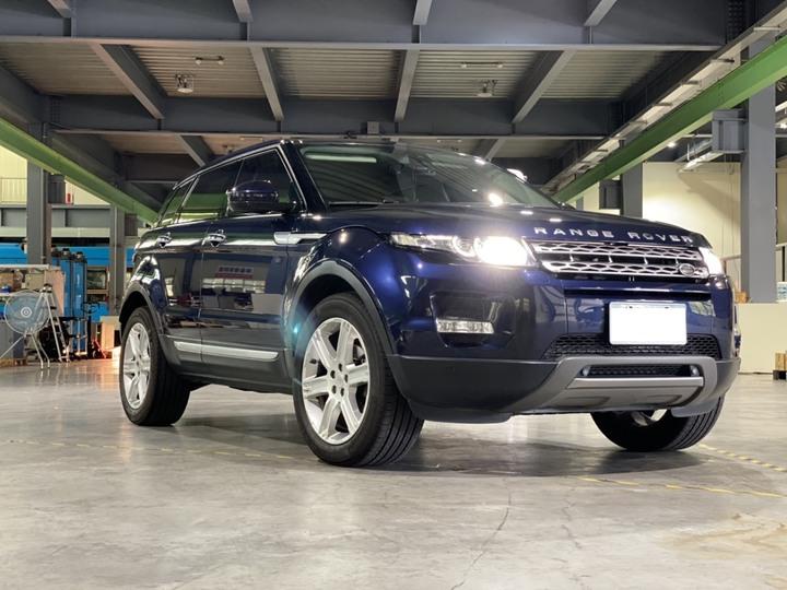 自售 2014 Land Rover Evoque