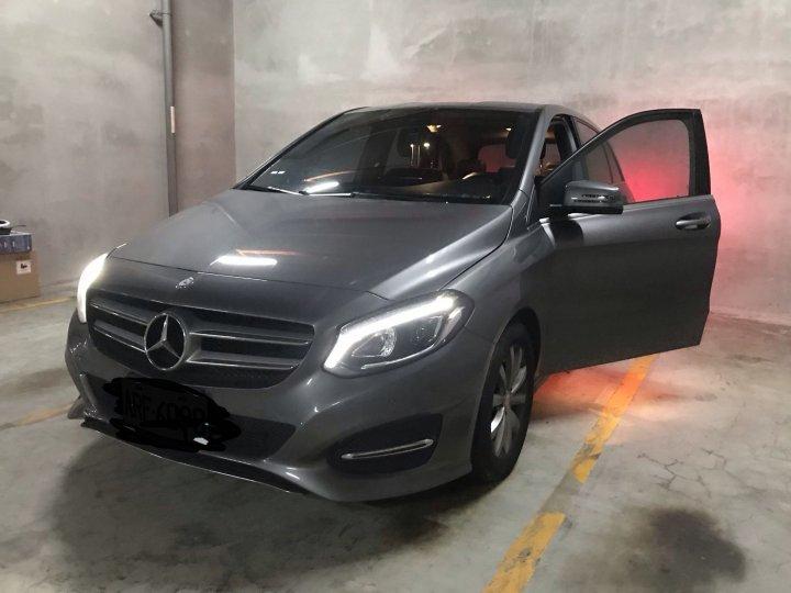 Benz B180 深灰 自售車庫一手車